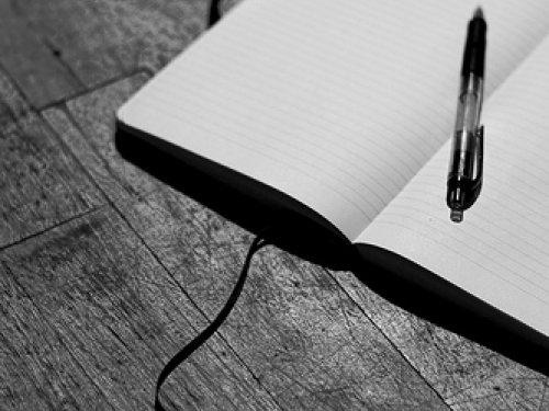 Das vantagens de ter um caderno