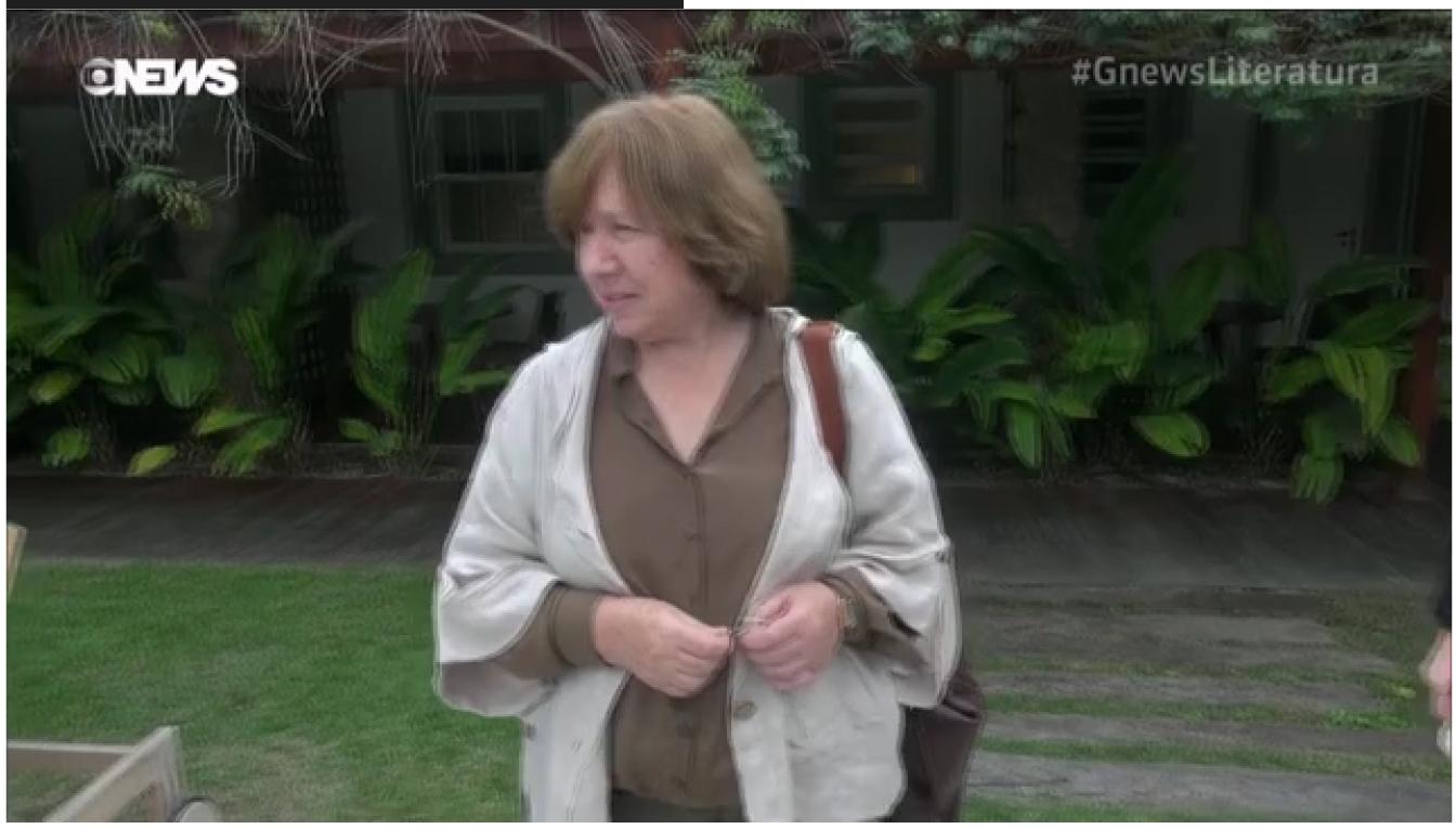 Literatura_ Uma entrevista com a Nobel Svetlana Aleksiévitch na Flip - GloboNews - Vídeos do programa GloboNews Literatura - Catálogo de Vídeos-1